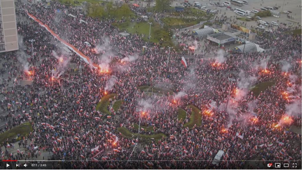 Polish Independence Day March 2019